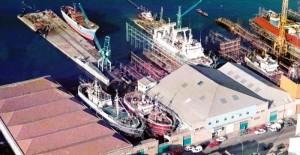 astilleros armada en 1980