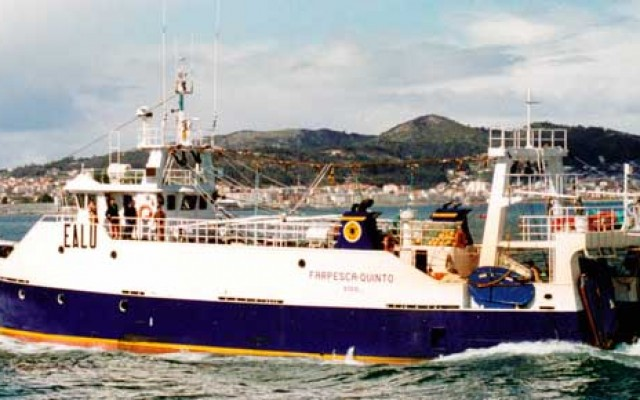 Astilleros Armada - Construcción de buques - Farpesca Quinto