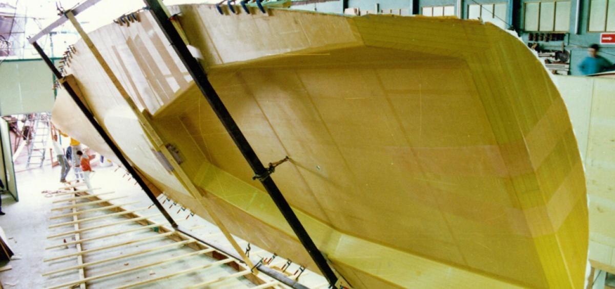 Astilleros Armada - Construcción de buques - Galicia 93 Pescanova