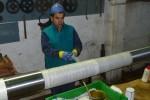 astilleros armada - reparación de buques - línea de timón