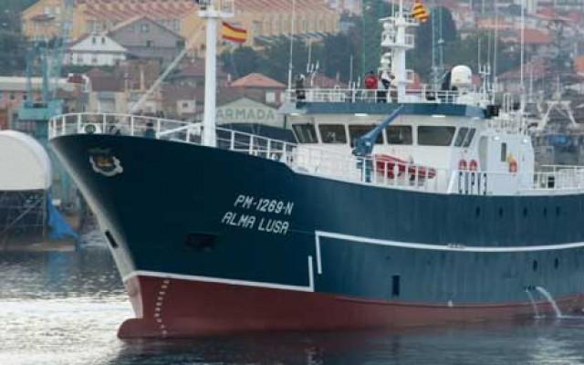 Astilleros Armada - Construcción de buques - Alma Lusa
