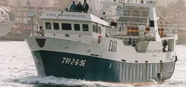 Astilleros Armada - Construcción de buques - Bahia de Portosanto