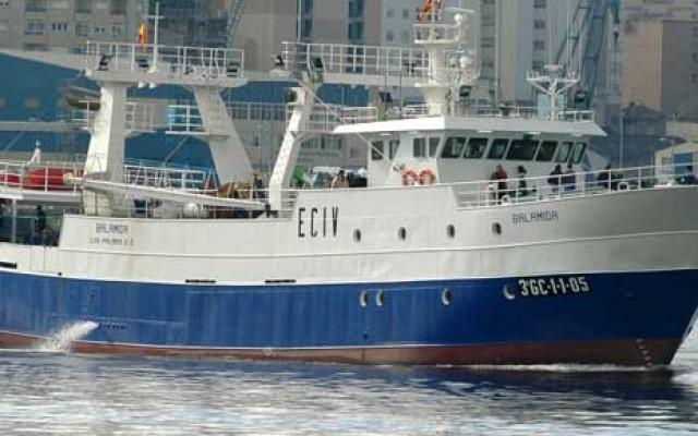Astilleros Armada - Construcción de buques - Balamida