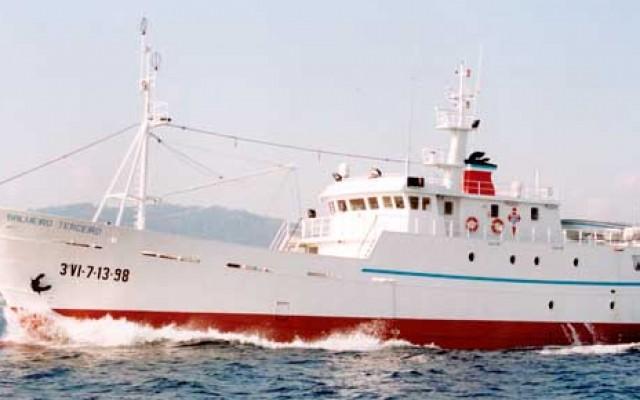 Astilleros Armada - Construcción de buques - Balueiro Terceiro
