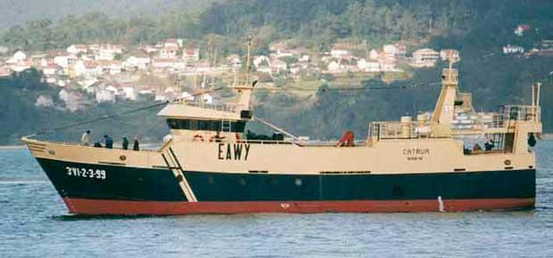 Astilleros Armada - Construcción de buques - Catrua