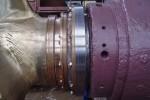 astilleros armada - reparación de buques - cierre de bocina