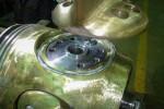 astilleros armada - reparación de buques - hélice