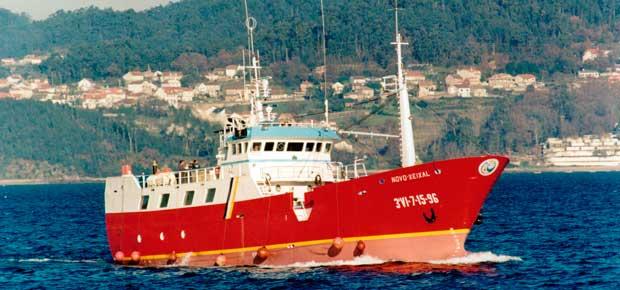 Astilleros Armada - Construcción de buques - Novo-Xeixal