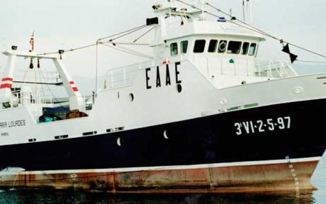 Astilleros Armada - Construcción de buques - Nuevo Maria Lourdes