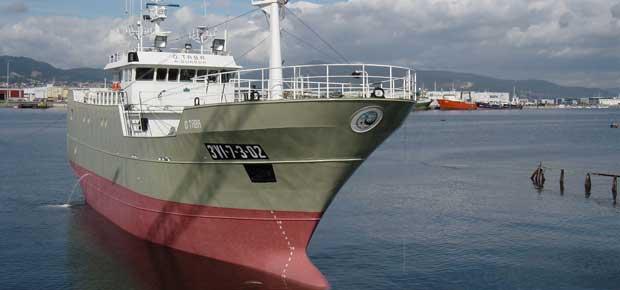 Astilleros Armada - Construcción de buques - O'Taba