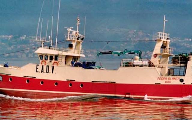 Astilleros Armada - Construcción de buques - Pedra Blanca