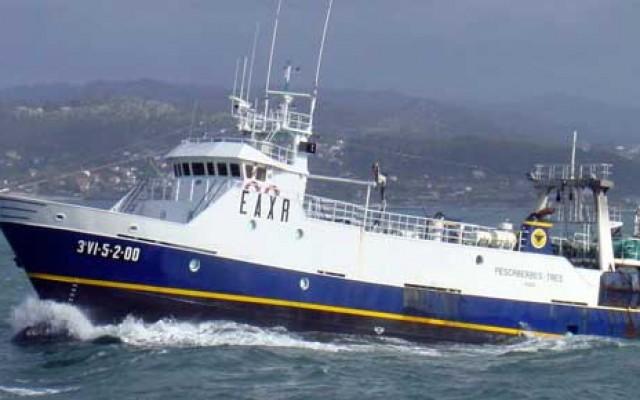 Astilleros Armada - Construcción de buques - Pescaberbes Tres