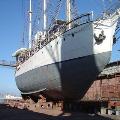 astilleros armada - reparación de buques