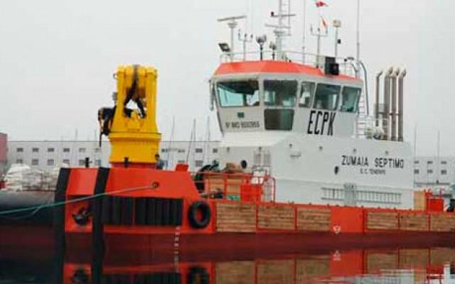 Astilleros Armada - Construcción de buques - Zumaia Séptimo - Construcción de buques -